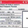 Renew Concealed Carry Permit