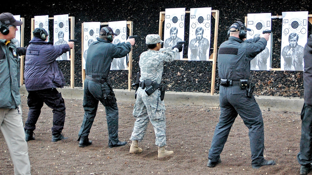 next training after concealed carry