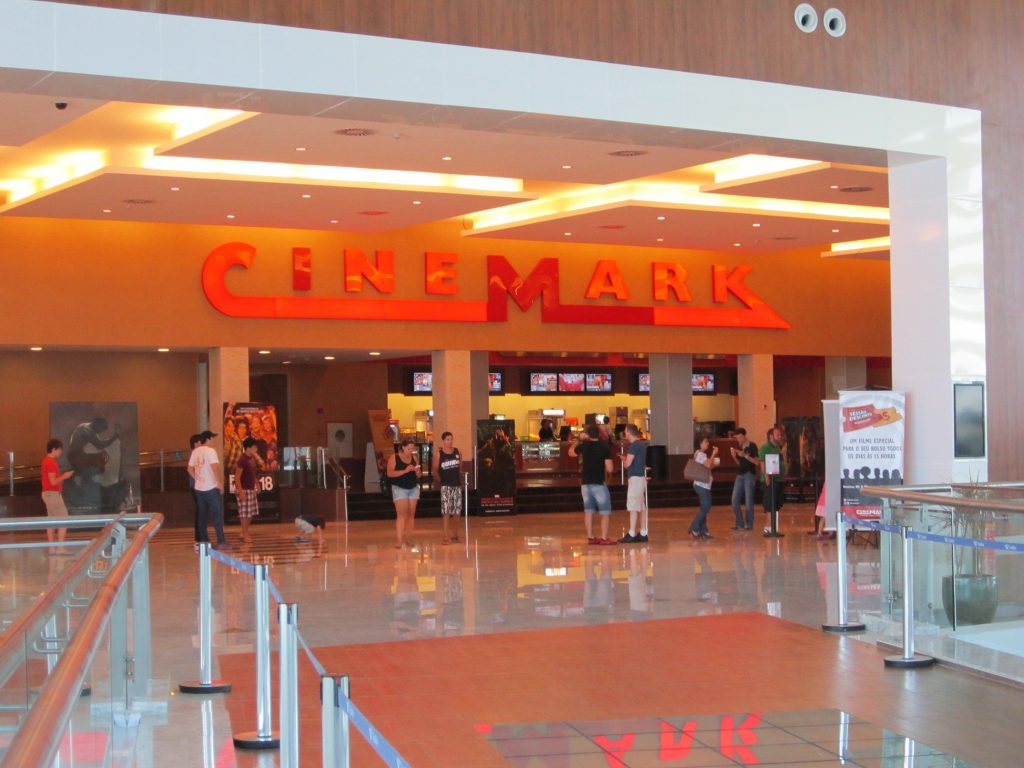 Cinemark gun policy