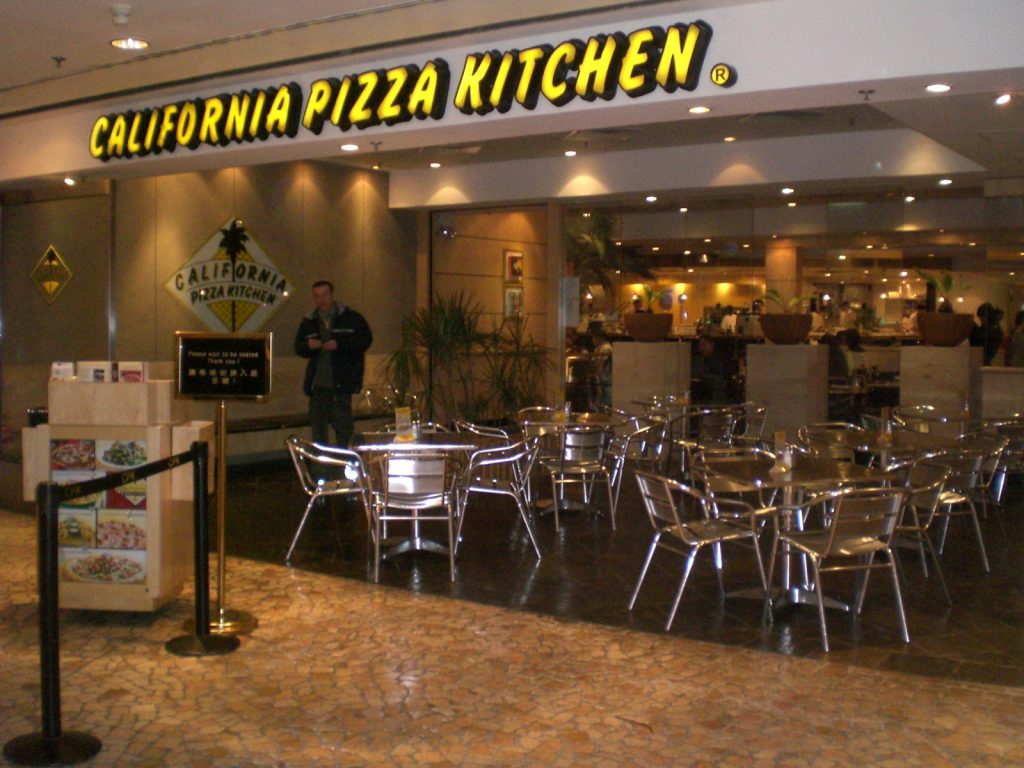 california pizza kitchen gun policy