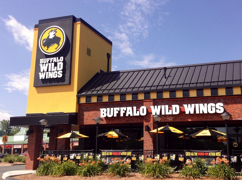 buffalo wild wings gun policy