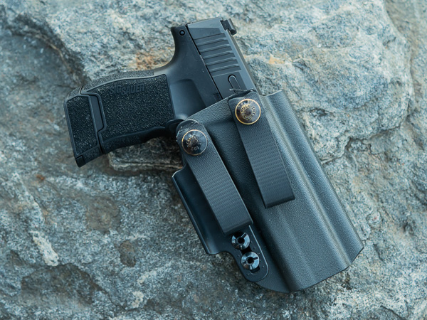 P365 9mm in a GrayGuns/PHLSTER Holster
